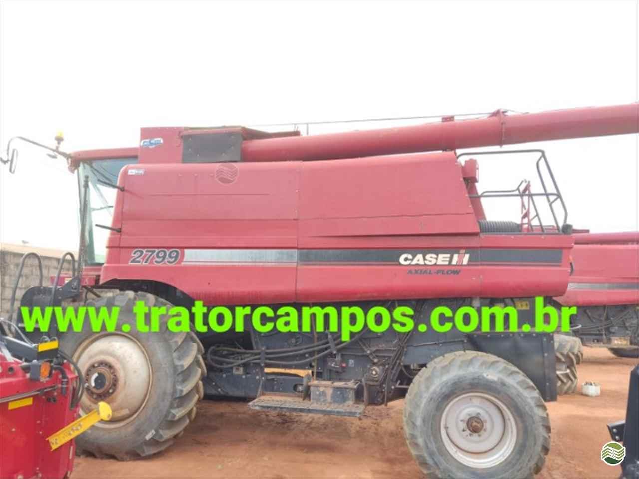 COLHEITADEIRA CASE CASE 2799 Trator Campos GUAPO GOIAS GO