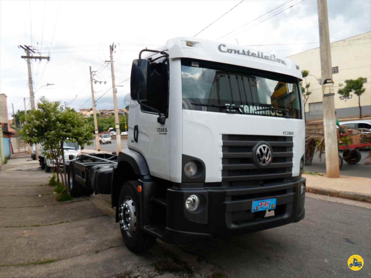 CAMINHAO VOLKSWAGEN VW 17280 Chassis Toco 4x2 TC Caminhões  BELO HORIZONTE MINAS GERAIS MG