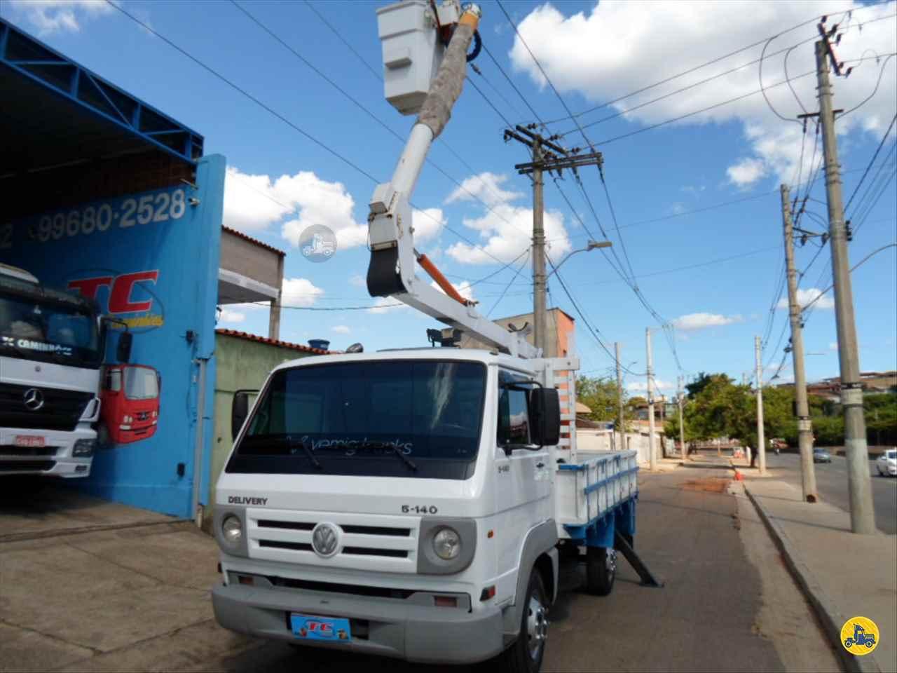 CAMINHAO VOLKSWAGEN VW 5140 Cesto Aereo Isolado 3/4 4x2 TC Caminhões  BELO HORIZONTE MINAS GERAIS MG