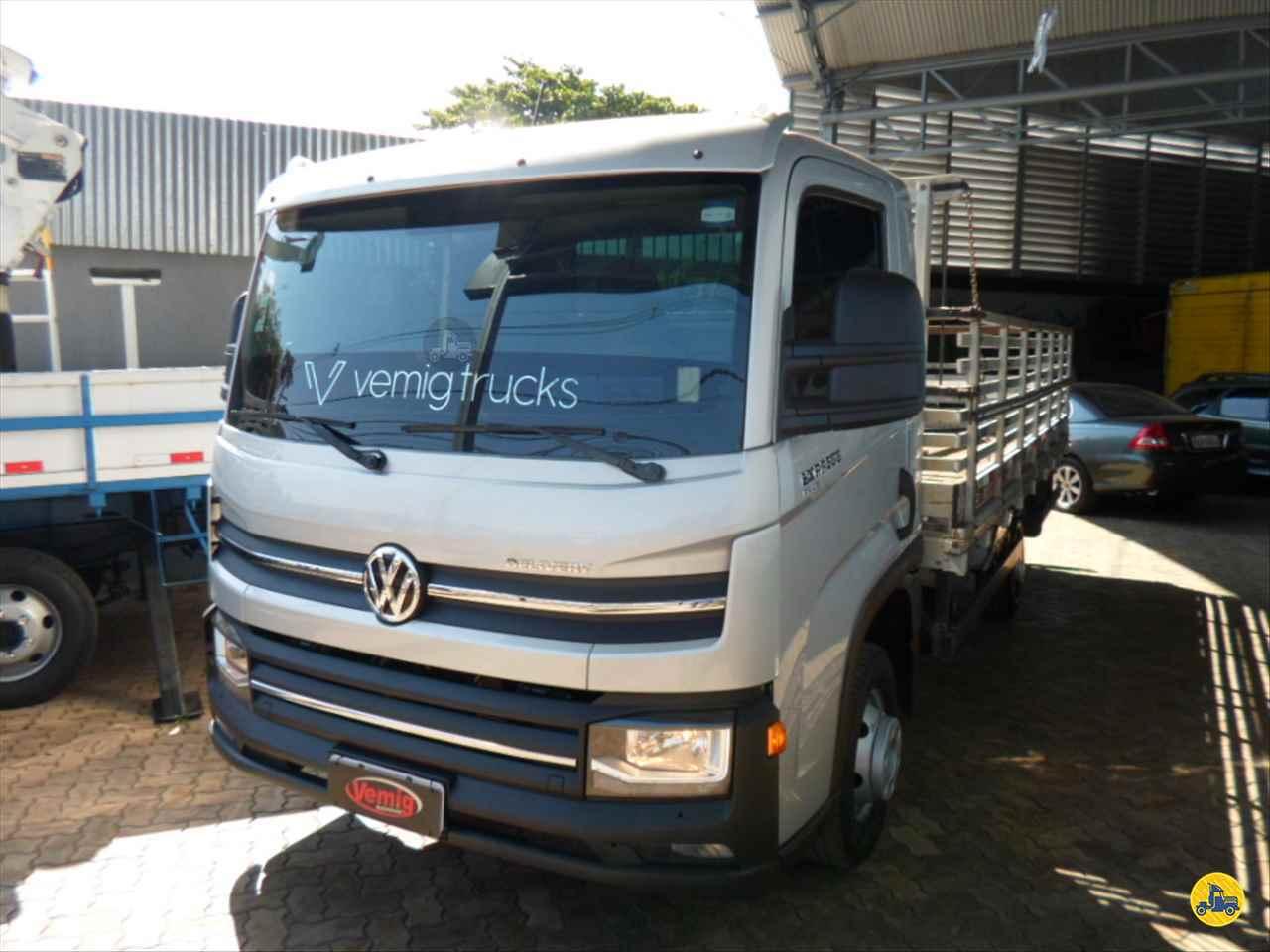 CAMINHAO VOLKSWAGEN DELIVERY EXPRESS Carga Seca 3/4 4x2 TC Caminhões  BELO HORIZONTE MINAS GERAIS MG