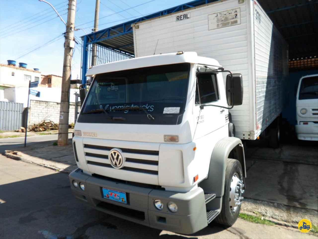 CAMINHAO VOLKSWAGEN VW 17180 Baú Furgão Toco 4x2 TC Caminhões  BELO HORIZONTE MINAS GERAIS MG