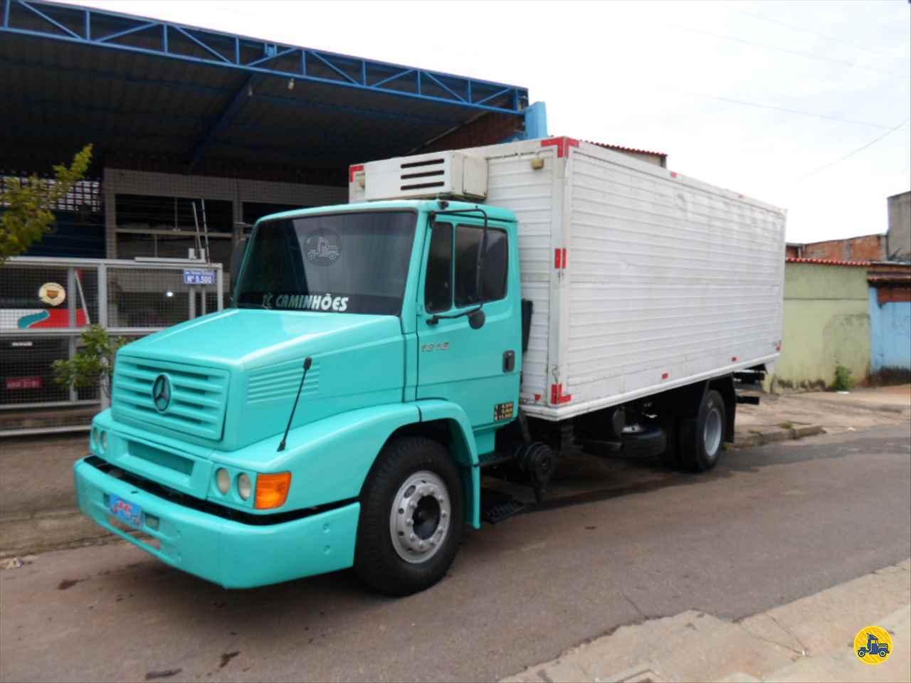 CAMINHAO MERCEDES-BENZ MB 1218 Baú Frigorífico Toco 4x2 TC Caminhões  BELO HORIZONTE MINAS GERAIS MG