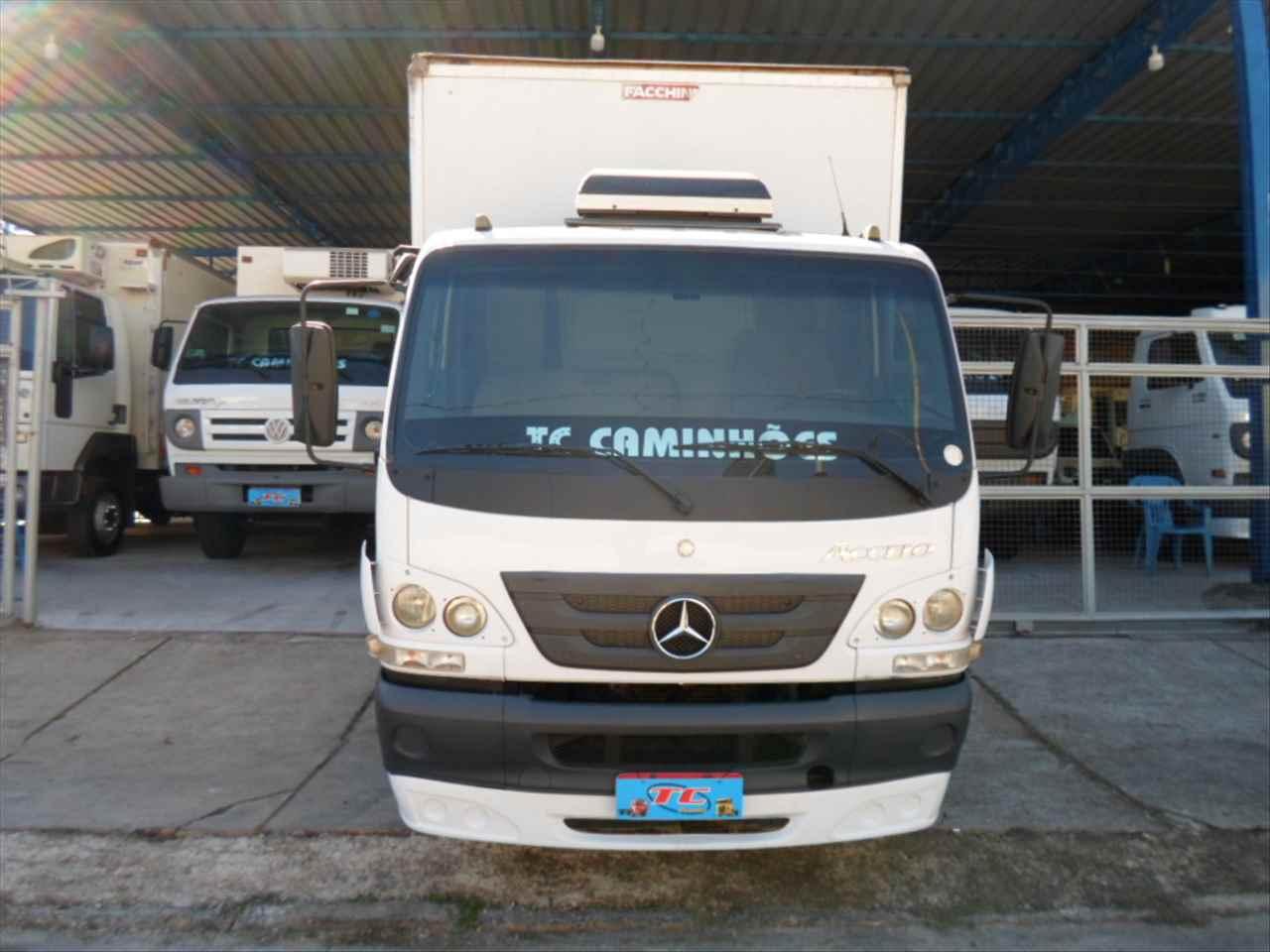 CAMINHAO MERCEDES-BENZ MB 1016 Baú Furgão 3/4 4x2 TC Caminhões  BELO HORIZONTE MINAS GERAIS MG