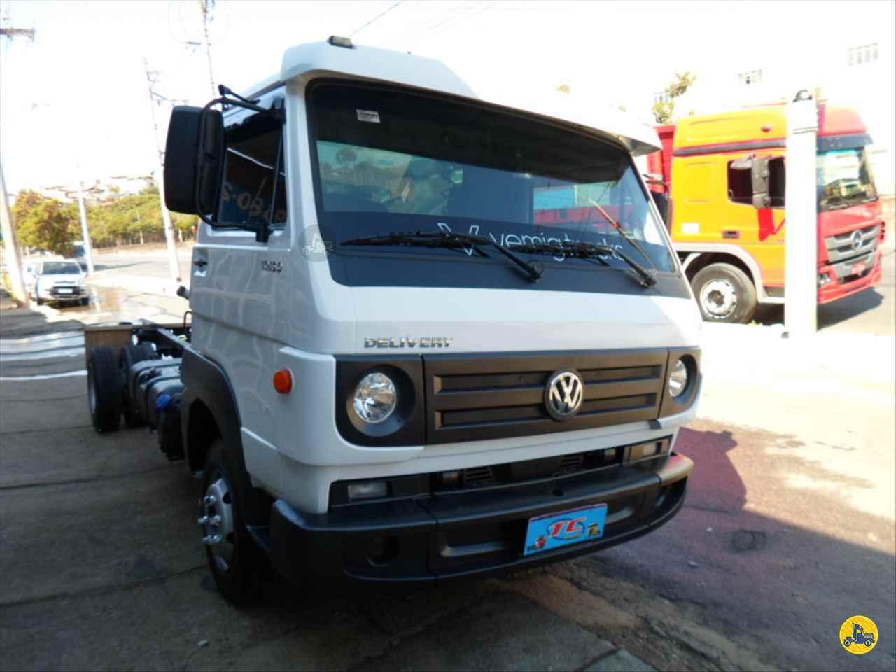 CAMINHAO VOLKSWAGEN VW 10160 Chassis Tração 4x2 TC Caminhões  BELO HORIZONTE MINAS GERAIS MG