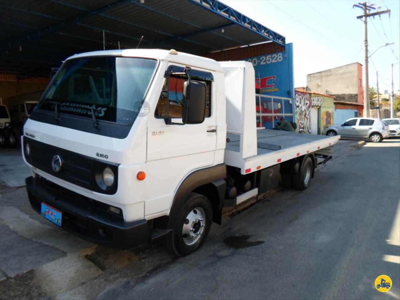 CAMINHAO VOLKSWAGEN VW 8160 Plataforma 3/4 4x2 TC Caminhões  BELO HORIZONTE MINAS GERAIS MG