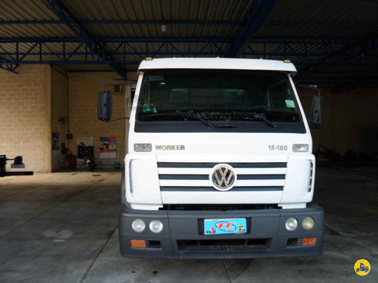 CAMINHAO VOLKSWAGEN VW 15180 Caçamba Basculante 3/4 4x2 TC Caminhões  BELO HORIZONTE MINAS GERAIS MG