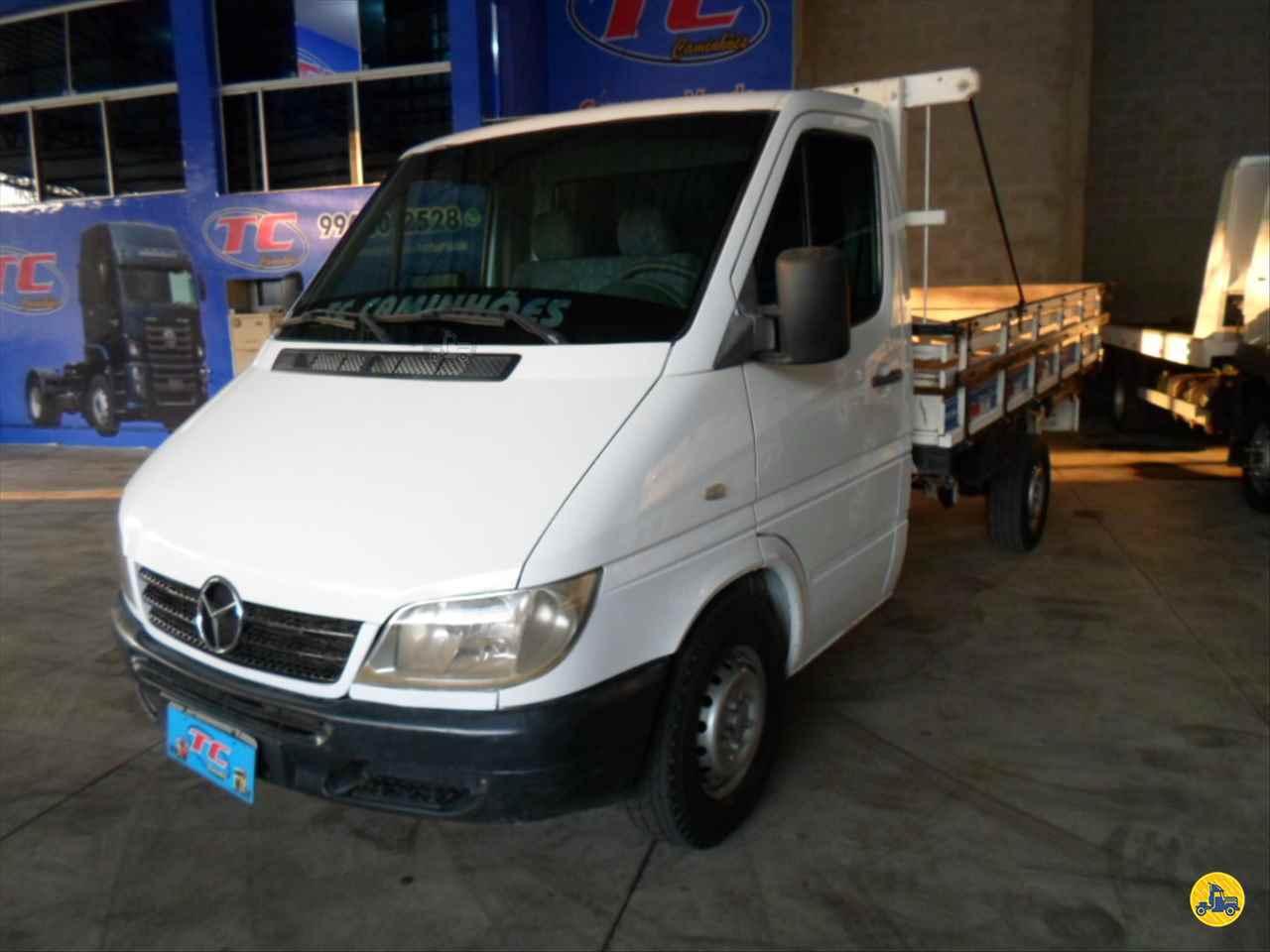 UTILITARIOS MERCEDES-BENZ Sprinter Chassi 311 TC Caminhões  BELO HORIZONTE MINAS GERAIS MG
