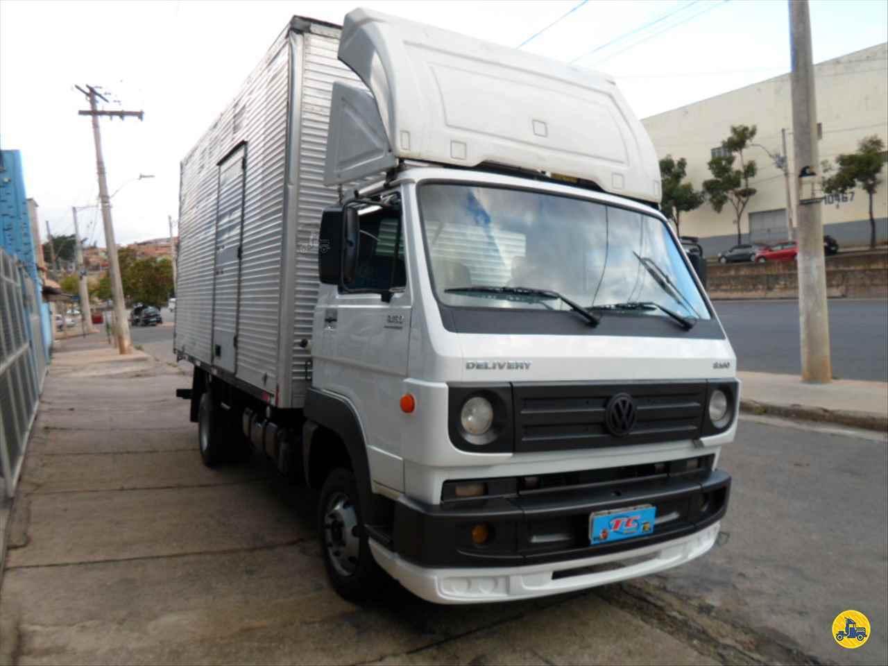 CAMINHAO VOLKSWAGEN VW 8160 Baú Furgão 3/4 4x2 TC Caminhões  BELO HORIZONTE MINAS GERAIS MG