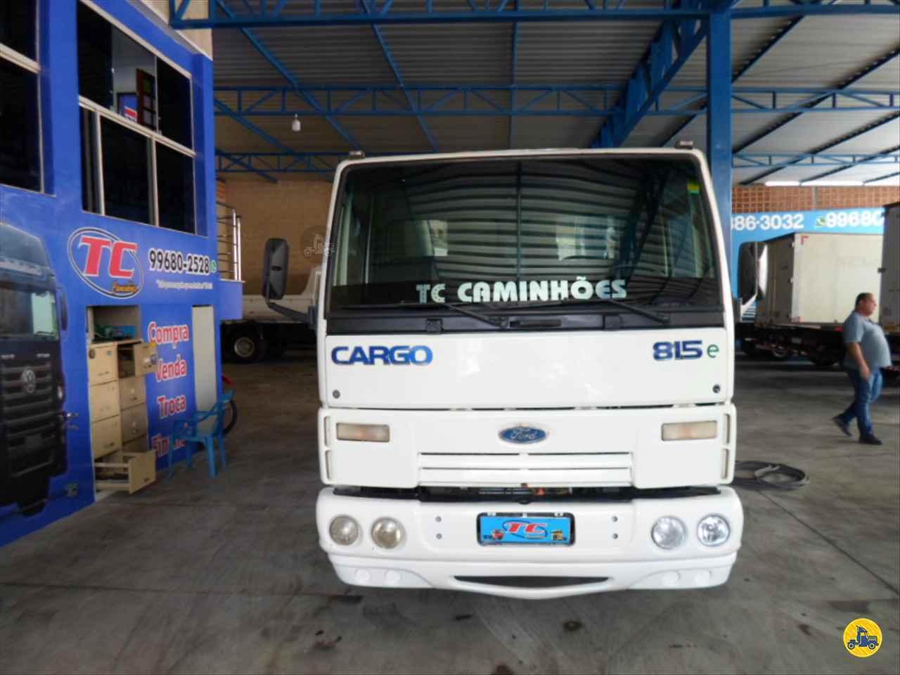 CAMINHAO FORD CARGO 815 Plataforma 3/4 4x2 TC Caminhões  BELO HORIZONTE MINAS GERAIS MG
