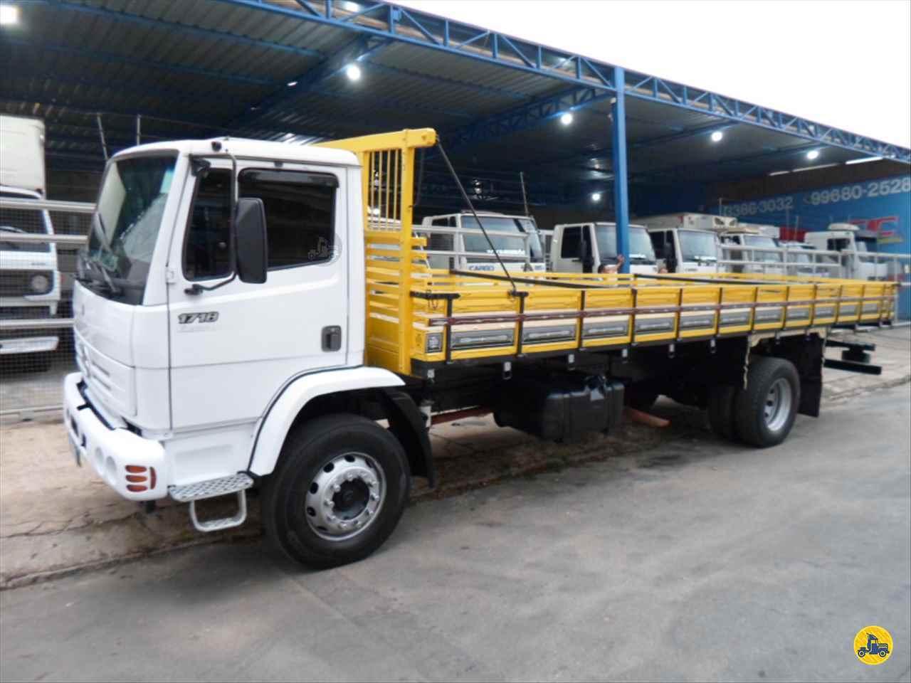 CAMINHAO MERCEDES-BENZ MB 1718 Carga Seca 3/4 4x2 TC Caminhões  BELO HORIZONTE MINAS GERAIS MG