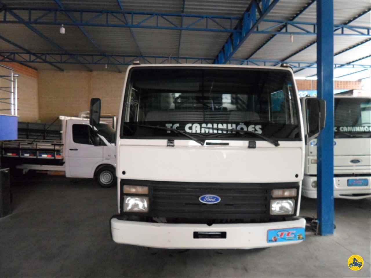 CARGO 814 de TC Caminhões  - BELO HORIZONTE/MG