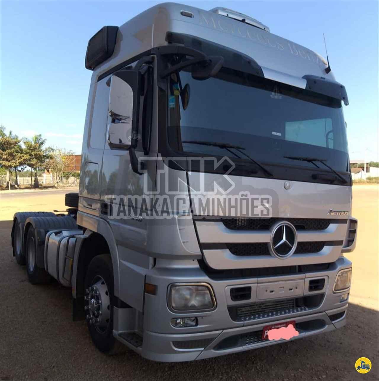 CAMINHAO MERCEDES-BENZ MB 2546 Cavalo Mecânico Truck 6x2 Tanaka Caminhões MONTES CLAROS MINAS GERAIS MG