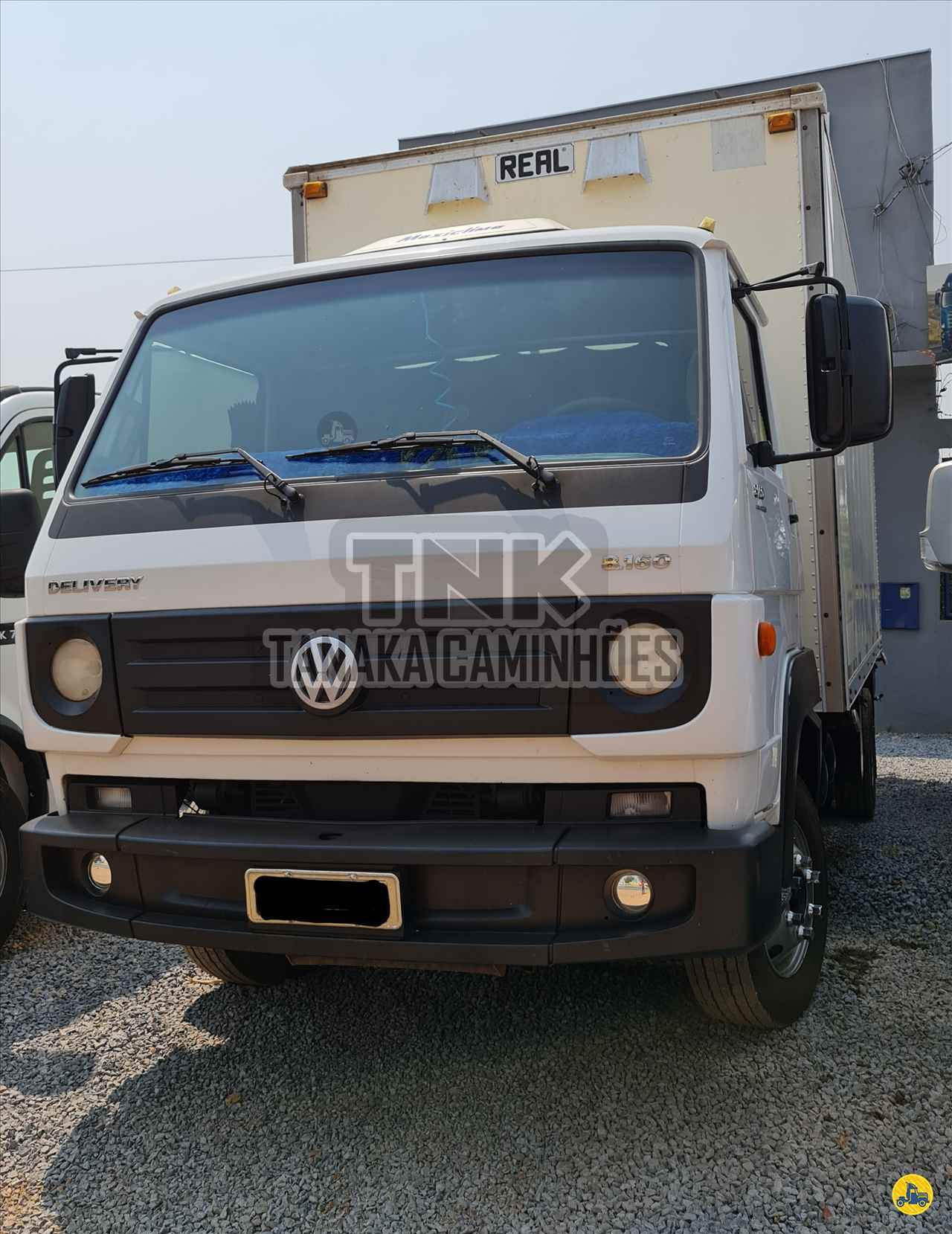 VW 8160 de Tanaka Caminhões - MONTES CLAROS/MG