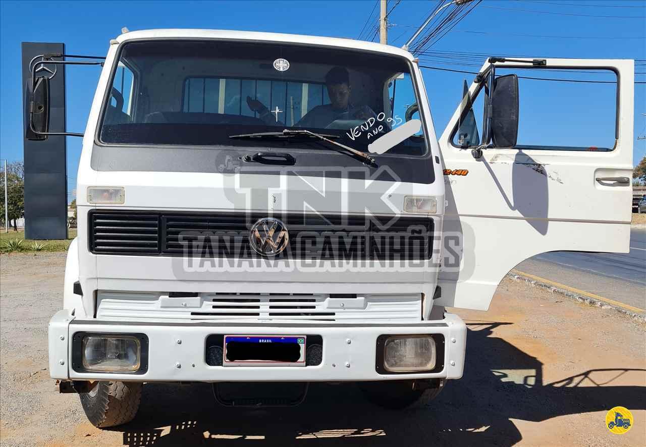 CAMINHAO VOLKSWAGEN VW 12140 Carga Seca Toco 4x2 Tanaka Caminhões MONTES CLAROS MINAS GERAIS MG