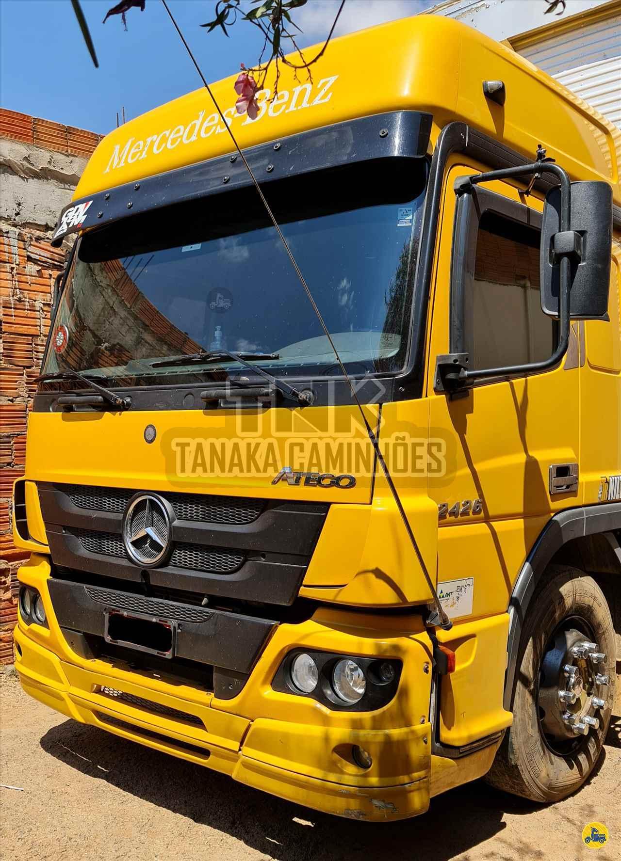 MB 2426 de Tanaka Caminhões - MONTES CLAROS/MG