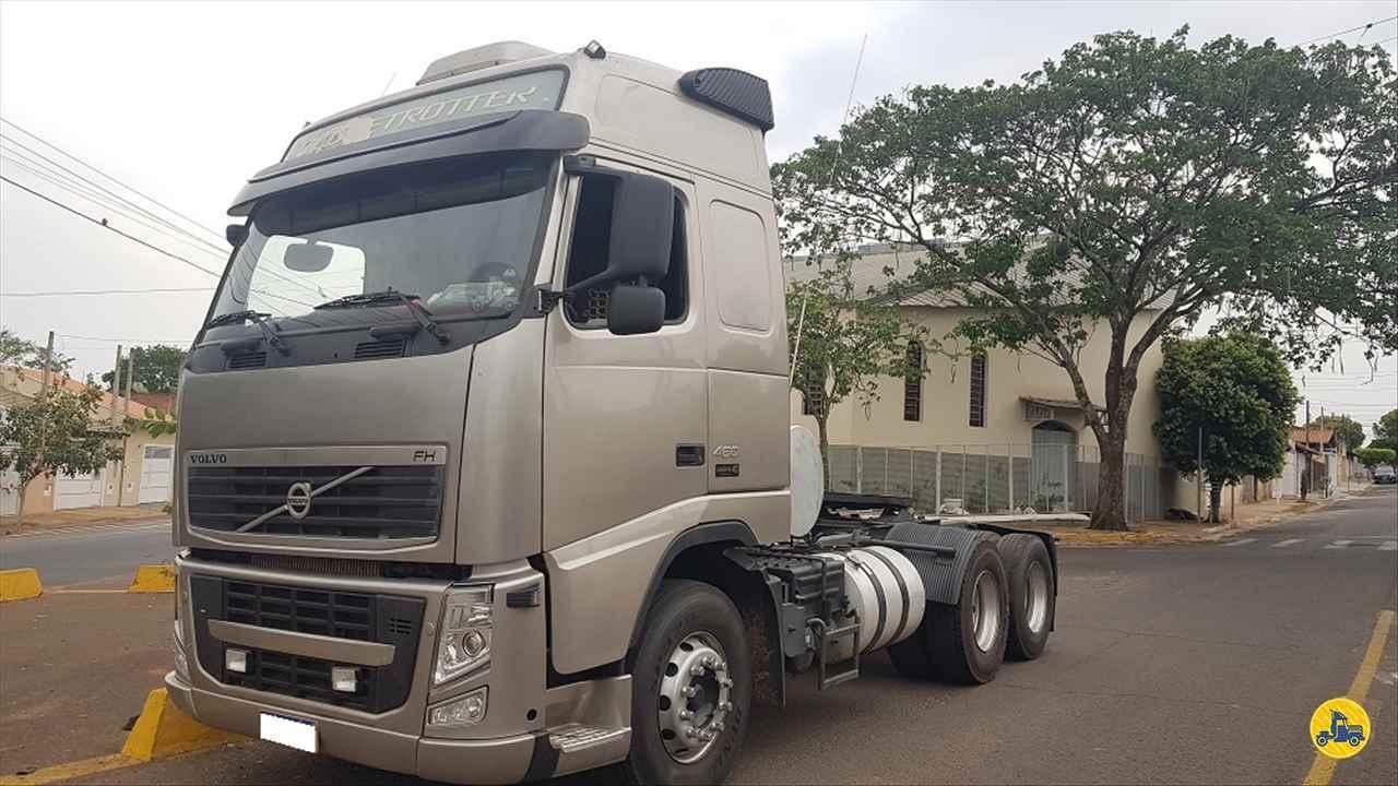 CAMINHAO VOLVO VOLVO FM 460 Cavalo Mecânico Truck 6x2 Peso Caminhões LINS SÃO PAULO SP