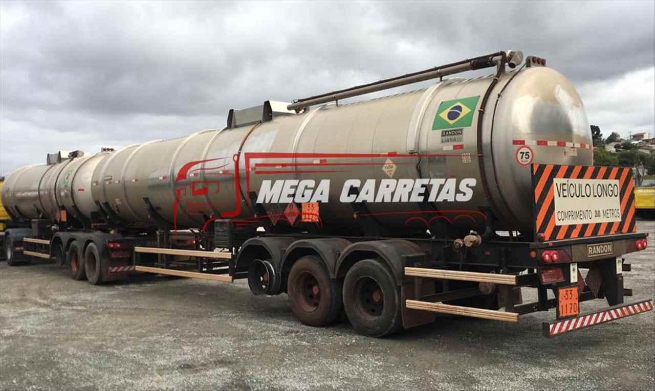 TANQUE INOX de Mega Carretas - COLOMBO/PR