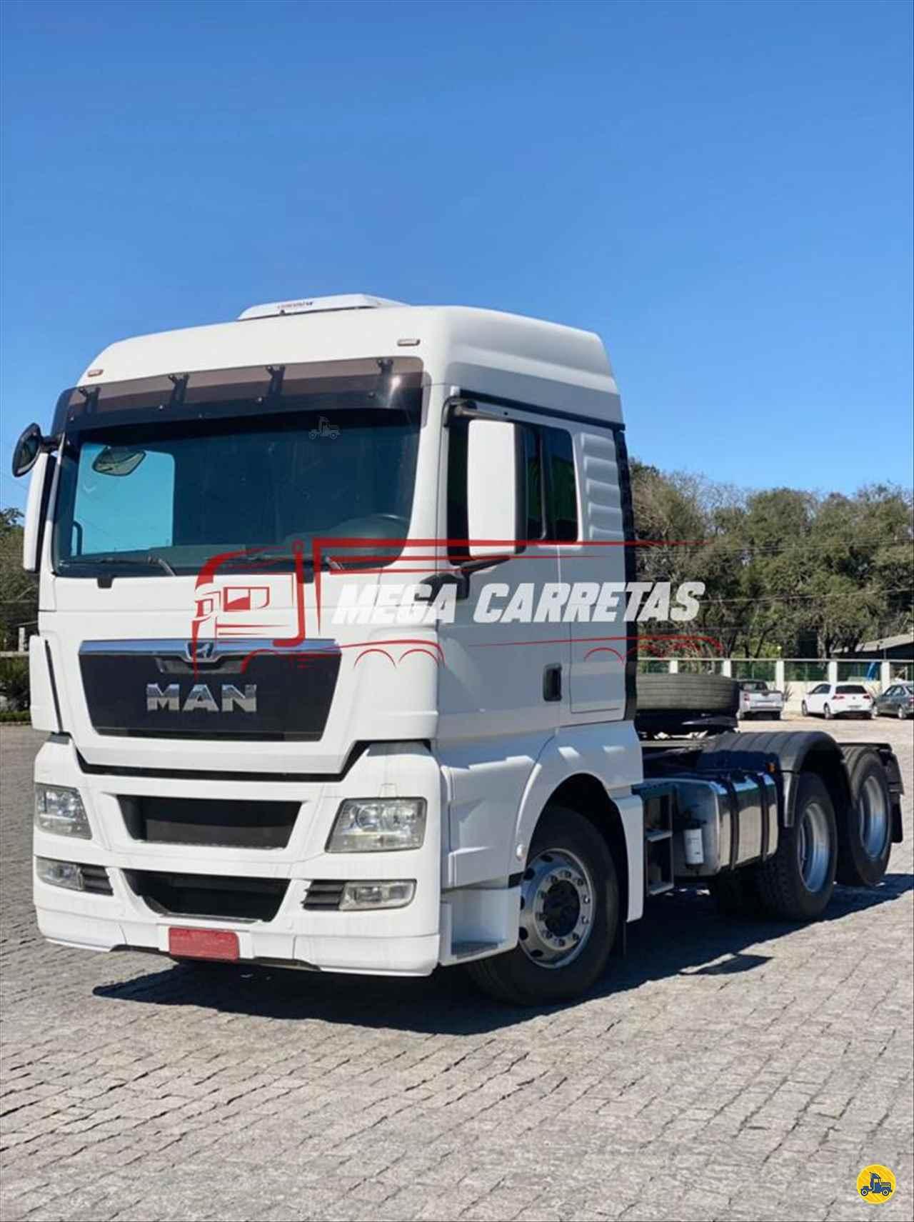 CAMINHAO MAN TGX 28 440 Cavalo Mecânico Truck 6x2 Mega Carretas COLOMBO PARANÁ PR