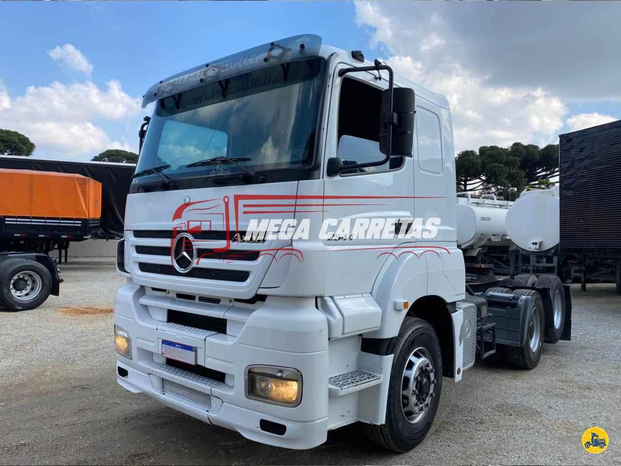 CAMINHAO MERCEDES-BENZ MB 2544 Cavalo Mecânico Truck 6x2 Mega Carretas COLOMBO PARANÁ PR