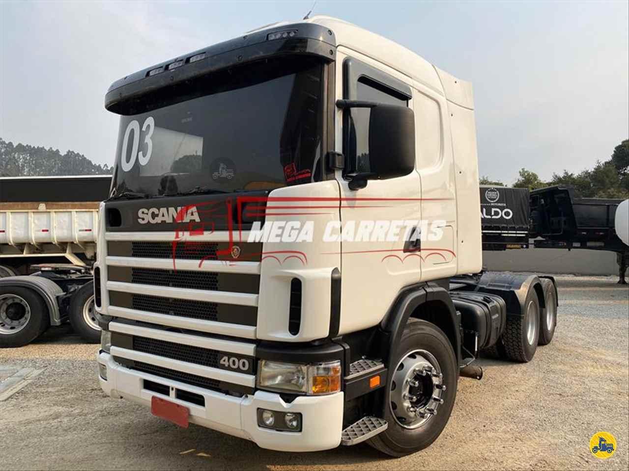 CAMINHAO SCANIA SCANIA 400 Cavalo Mecânico Truck 6x2 Mega Carretas COLOMBO PARANÁ PR