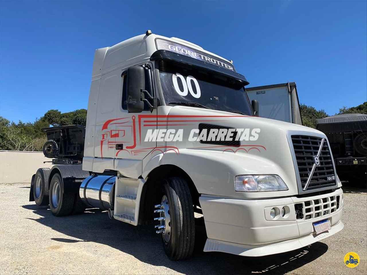 CAMINHAO VOLVO VOLVO NH12 380 Cavalo Mecânico Truck 6x2 Mega Carretas COLOMBO PARANÁ PR