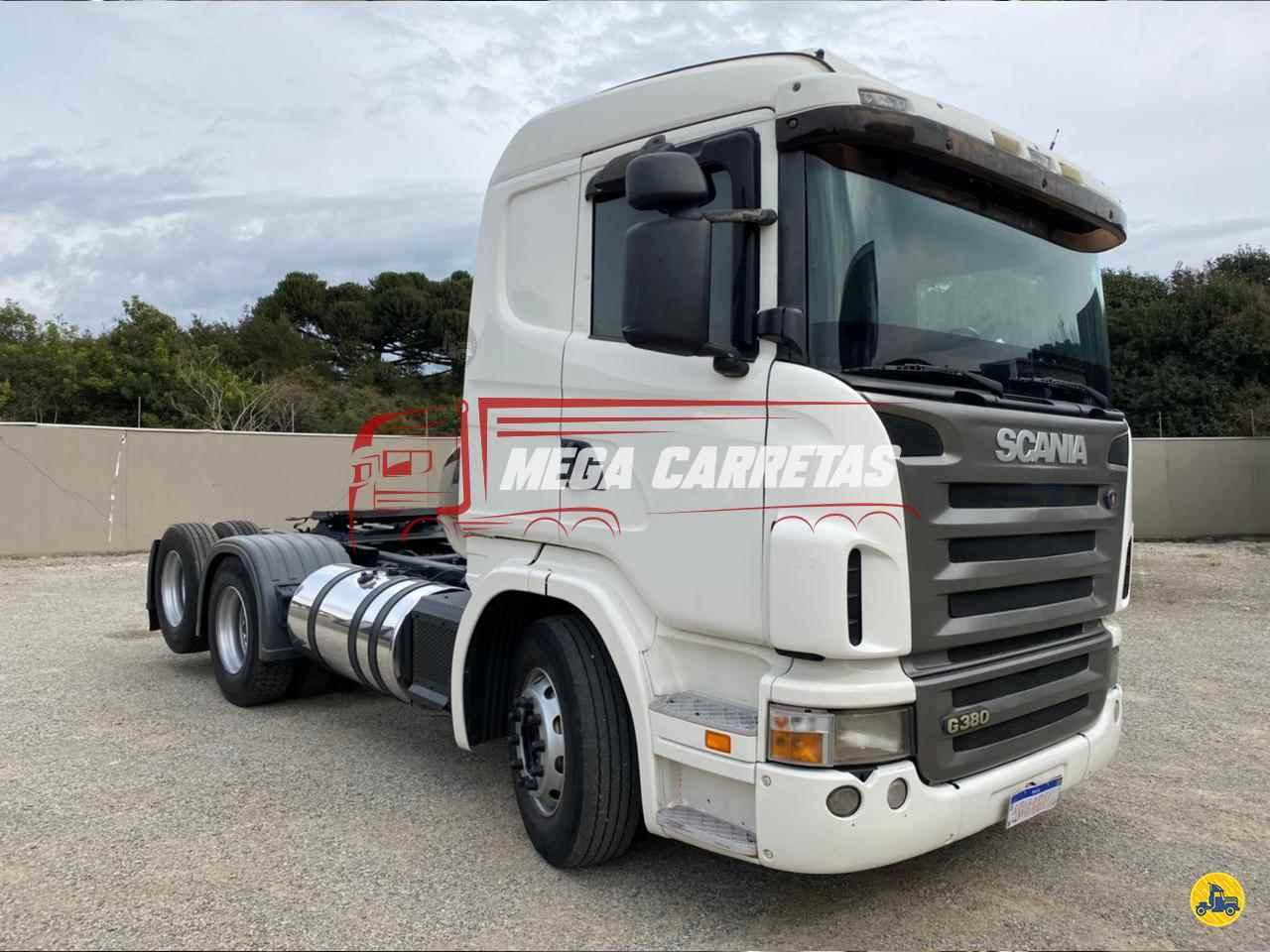 CAMINHAO SCANIA SCANIA 380 Cavalo Mecânico Truck 6x2 Mega Carretas COLOMBO PARANÁ PR