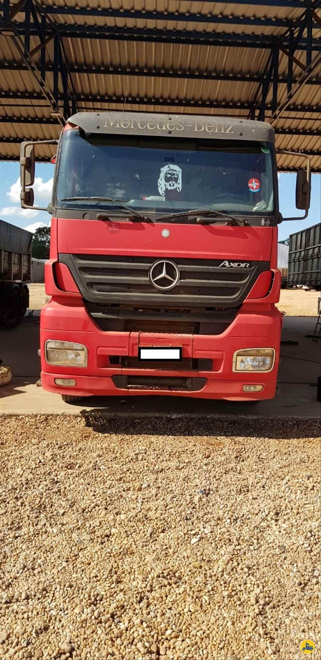 CAMINHAO MERCEDES-BENZ MB 2544 Cavalo Mecânico Truck 6x2 Dante Implementos Rodoviários e Transportes ARARAQUARA SÃO PAULO SP