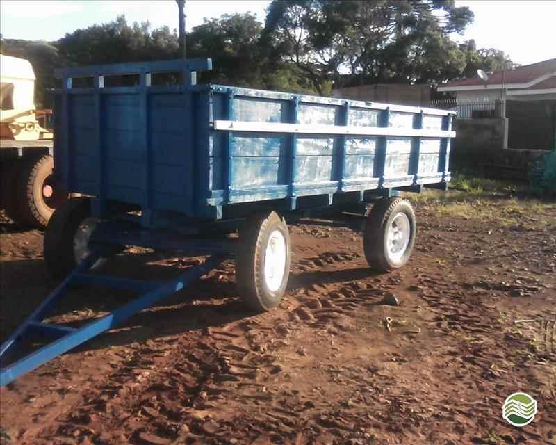 CARRETA AGRÍCOLA CARRETA CARROCERIA  2010 Verenka Implementos Agrícolas
