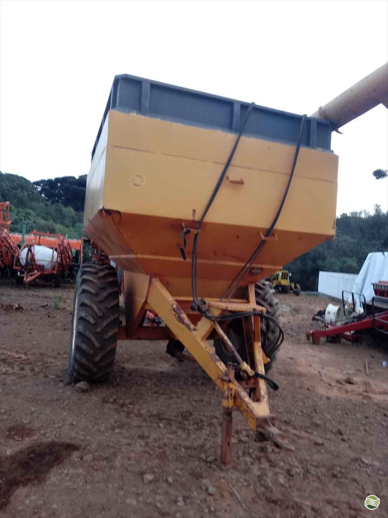 IMPLEMENTOS AGRICOLAS CARRETA BAZUKA GRANELEIRA 12000 Verenka Implementos Agrícolas  TURVO PARANÁ PR
