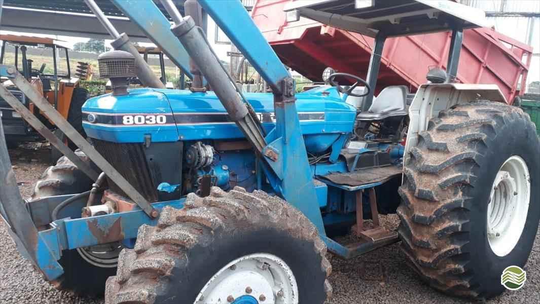 FORD FORD 8030  1994/1994 Tratorama Máquinas e Implementos