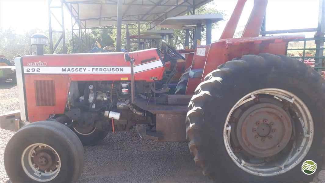 MASSEY FERGUSON MF 292  1989/1989 Tratorama Máquinas e Implementos