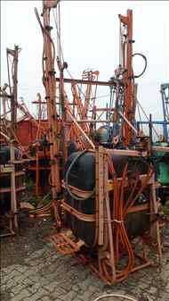 JACTO CONDOR 600 AM12  2006/2006 Tratorama Máquinas e Implementos