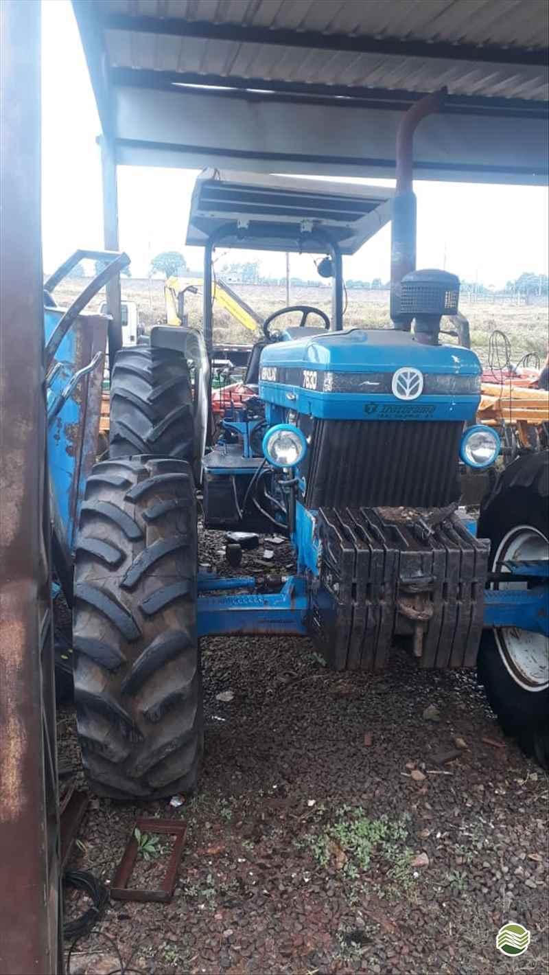 FORD FORD 7630  2000/2000 Tratorama Máquinas e Implementos