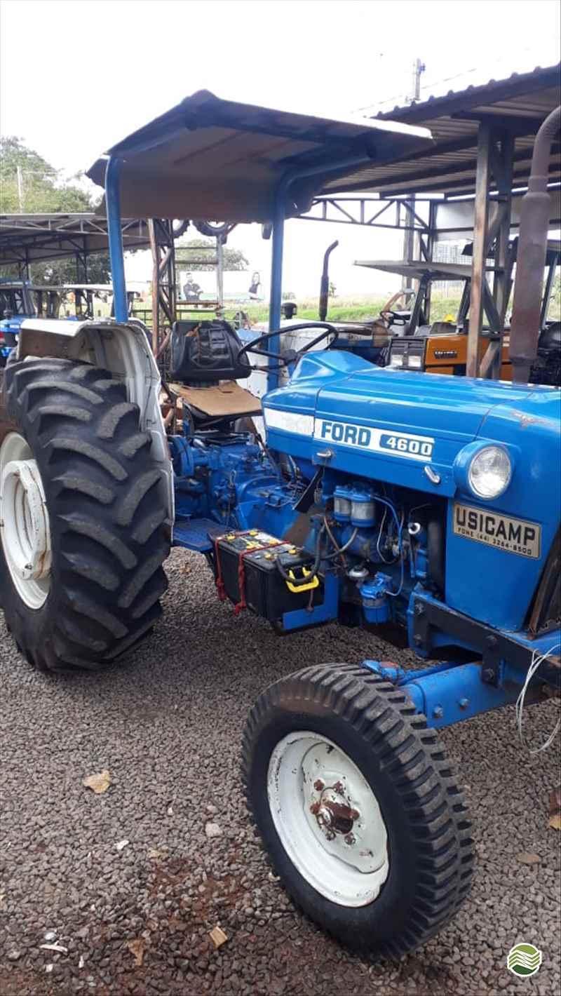 FORD FORD 4600  1982/1982 Tratorama Máquinas e Implementos