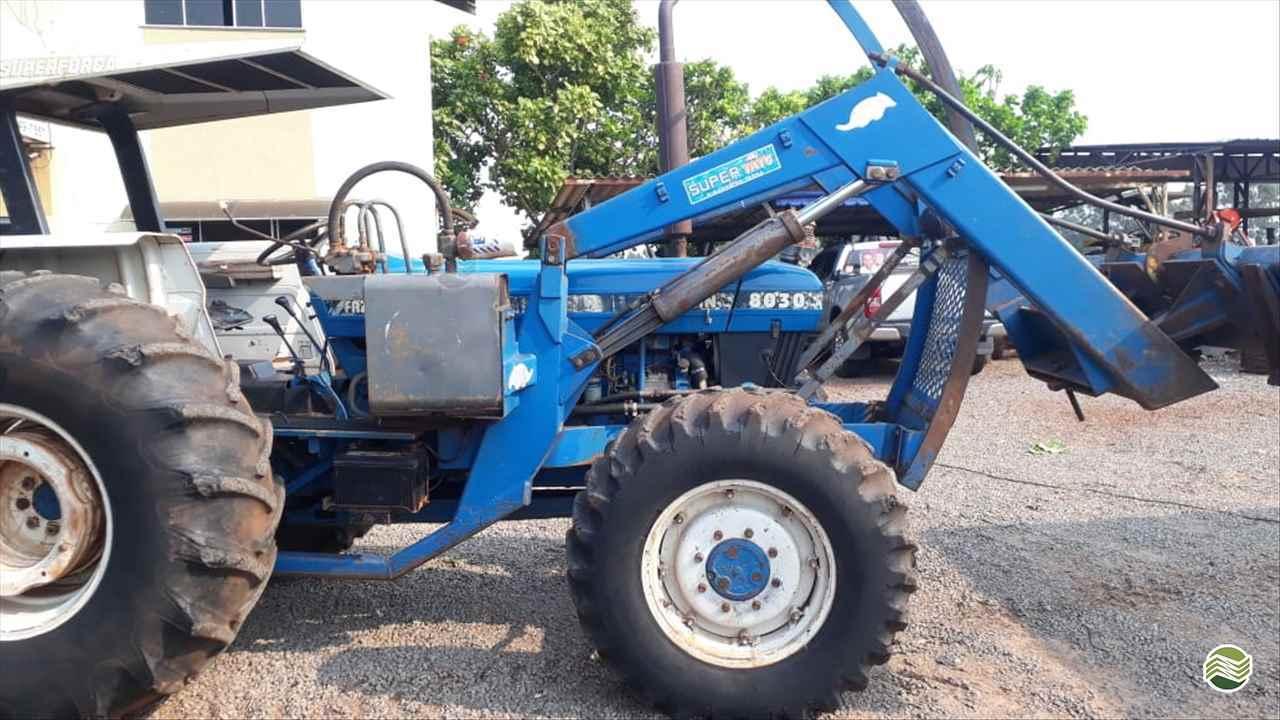 FORD FORD 8030  1995/1995 Tratorama Máquinas e Implementos