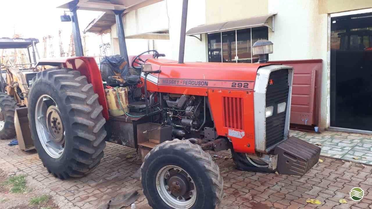 MF 292 de Tratorama Máquinas e Implementos - UMUARAMA/PR
