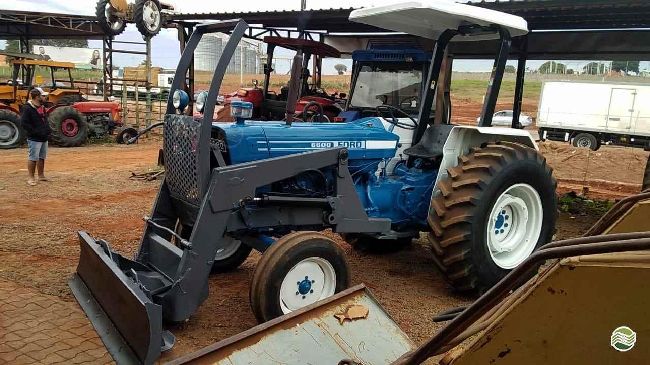 FORD 6600 de Tratorama Máquinas e Implementos - UMUARAMA/PR