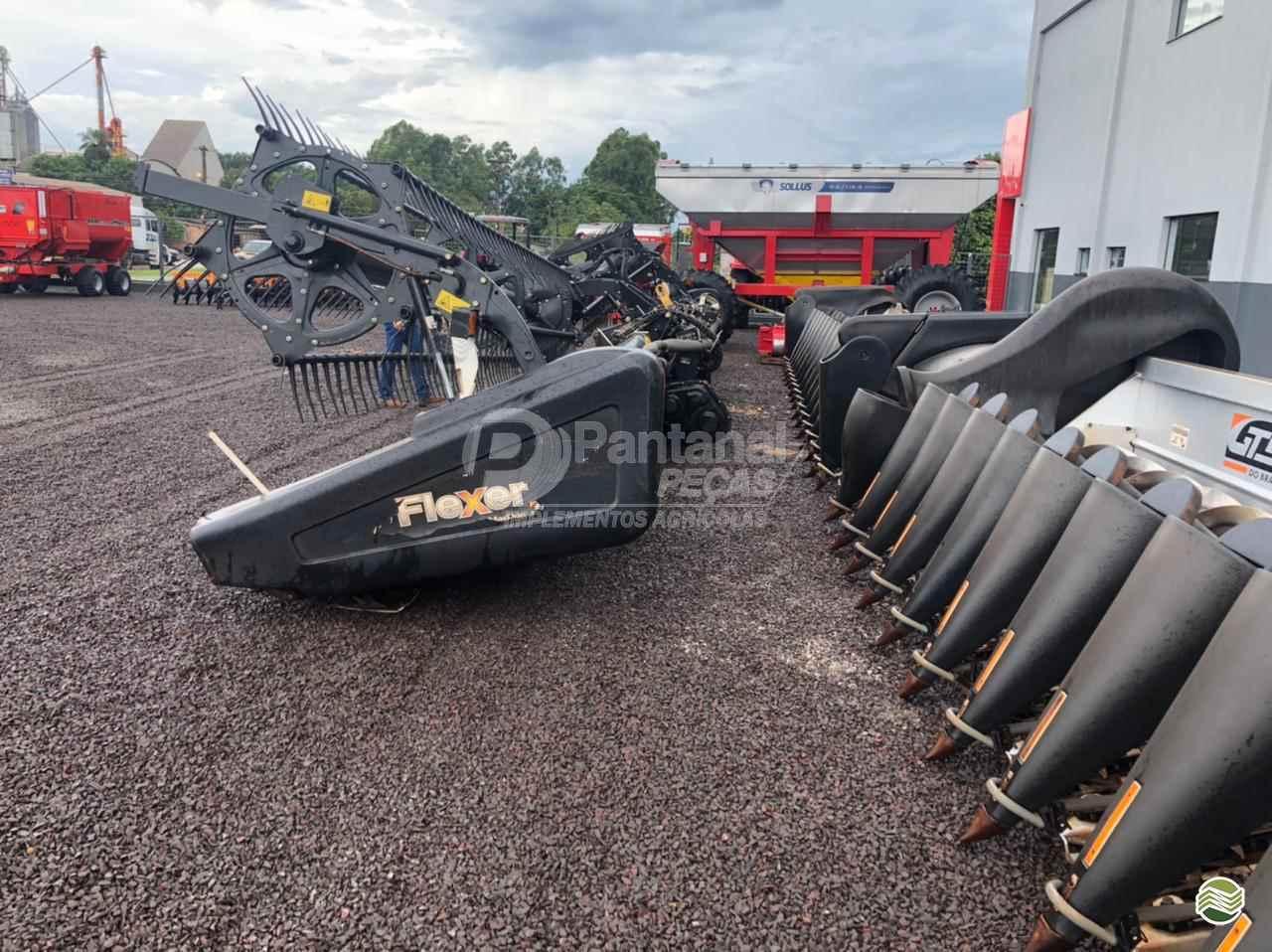 PLATAFORMA COLHEITADEIRA MacDON FD70 Pantanal Peças e Implementos Agrícolas SIDROLANDIA MATO GROSSO DO SUL MS