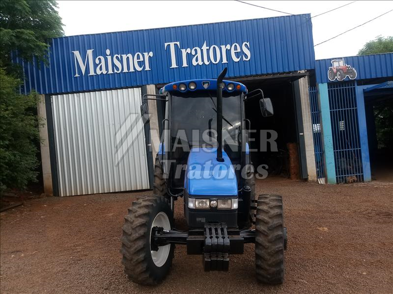 NEW HOLLAND NEW 7630  2010/2010 Maisner Tratores
