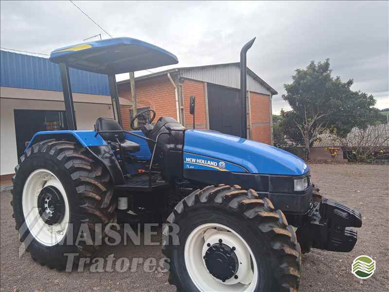 NEW HOLLAND NEW TL 85  2010/2010 Maisner Tratores