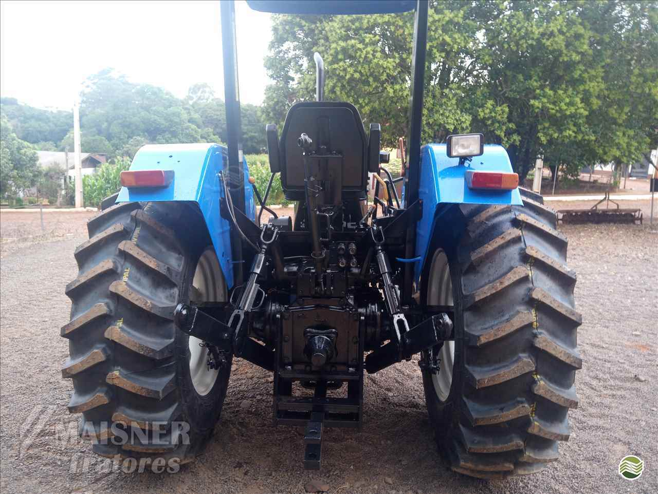 NEW HOLLAND NEW TL 75  2008/2008 Maisner Tratores