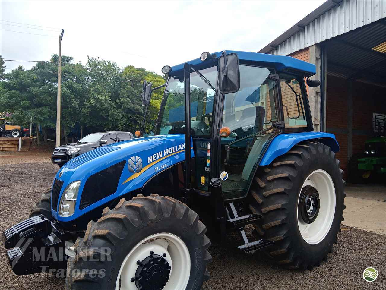NEW HOLLAND NEW TL 95  20 Maisner Tratores