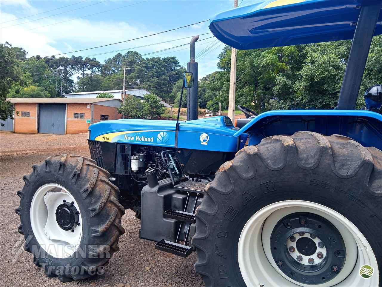 NEW HOLLAND NEW 7630  2011/2011 Maisner Tratores