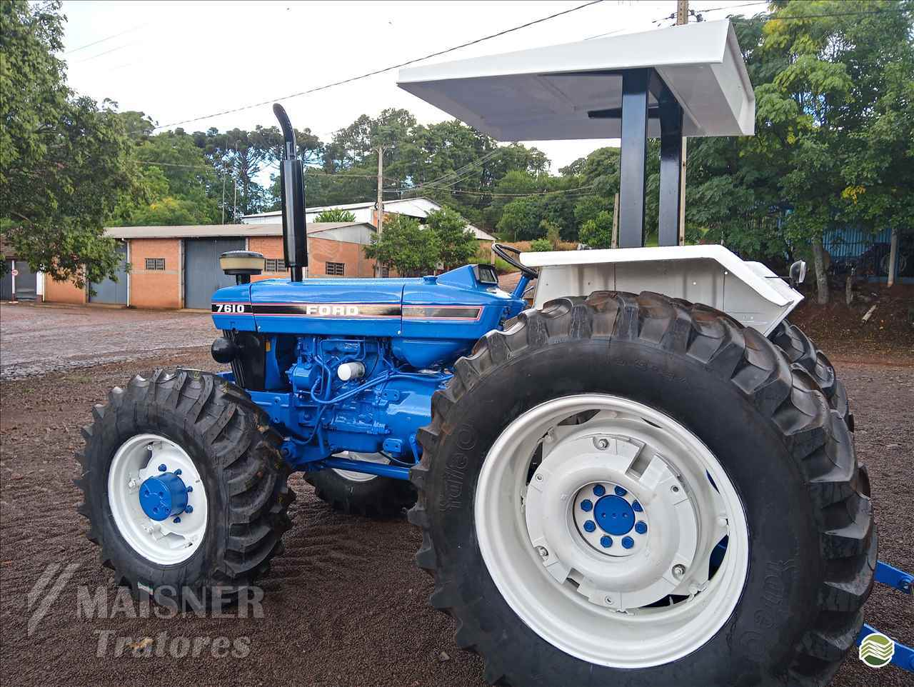 FORD FORD 7610  1987/1987 Maisner Tratores