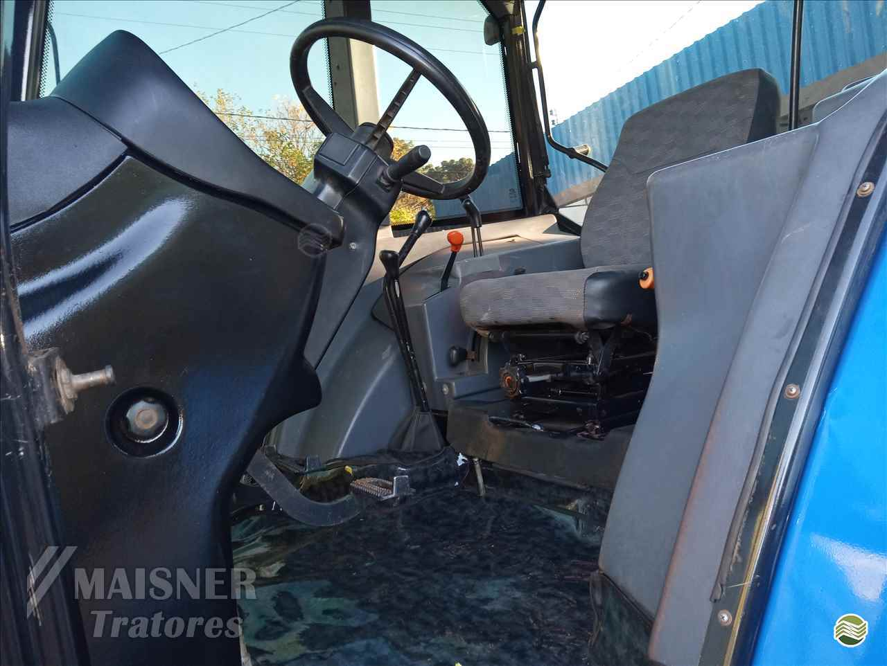 NEW HOLLAND NEW TS 6020  2010/2010 Maisner Tratores