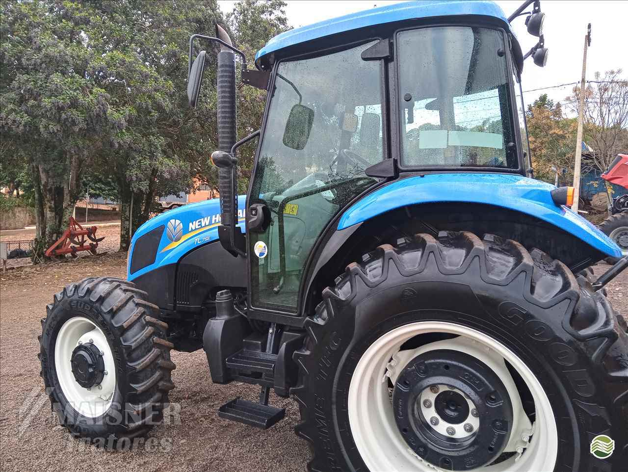 NEW HOLLAND NEW TL 75  2018/2018 Maisner Tratores