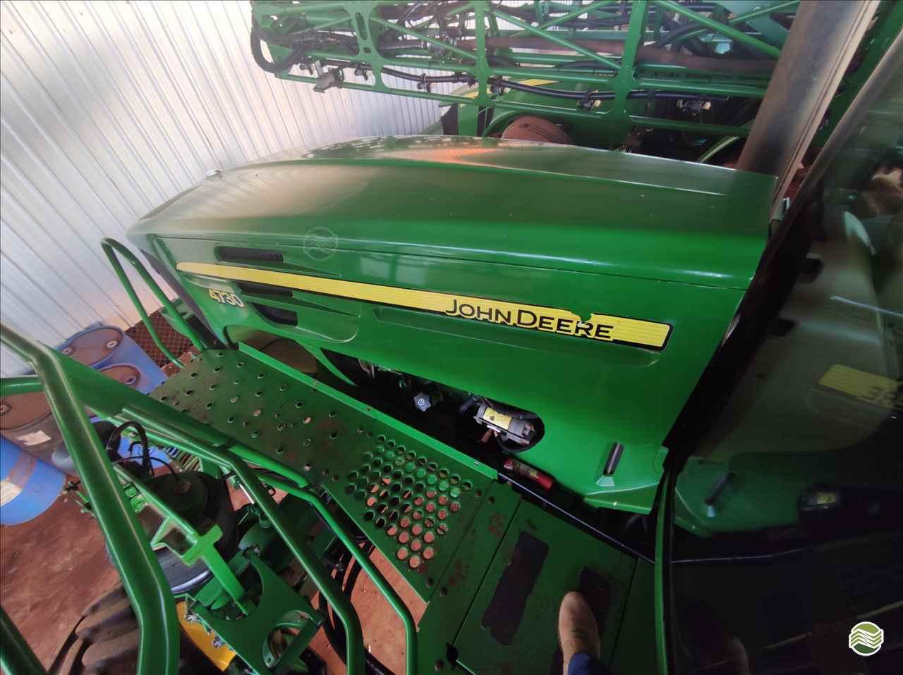 PULVERIZADOR JOHN DEERE JOHN DEERE 4730 Tração 4x4 Ademar Heep Máquinas MARACAJU MATO GROSSO DO SUL MS