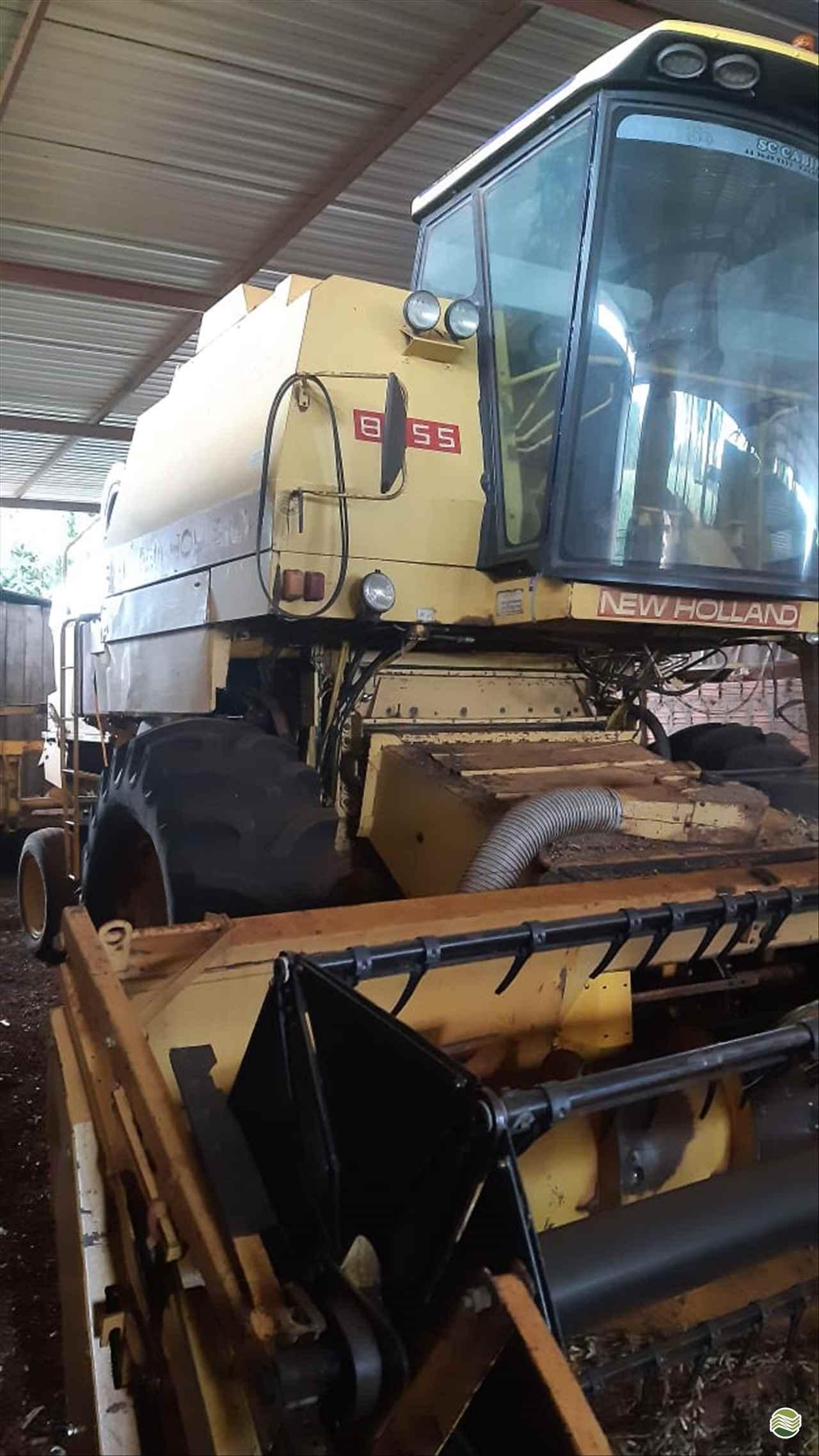 COLHEITADEIRA NEW HOLLAND NH 8055 Ademar Heep Máquinas MARACAJU MATO GROSSO DO SUL MS