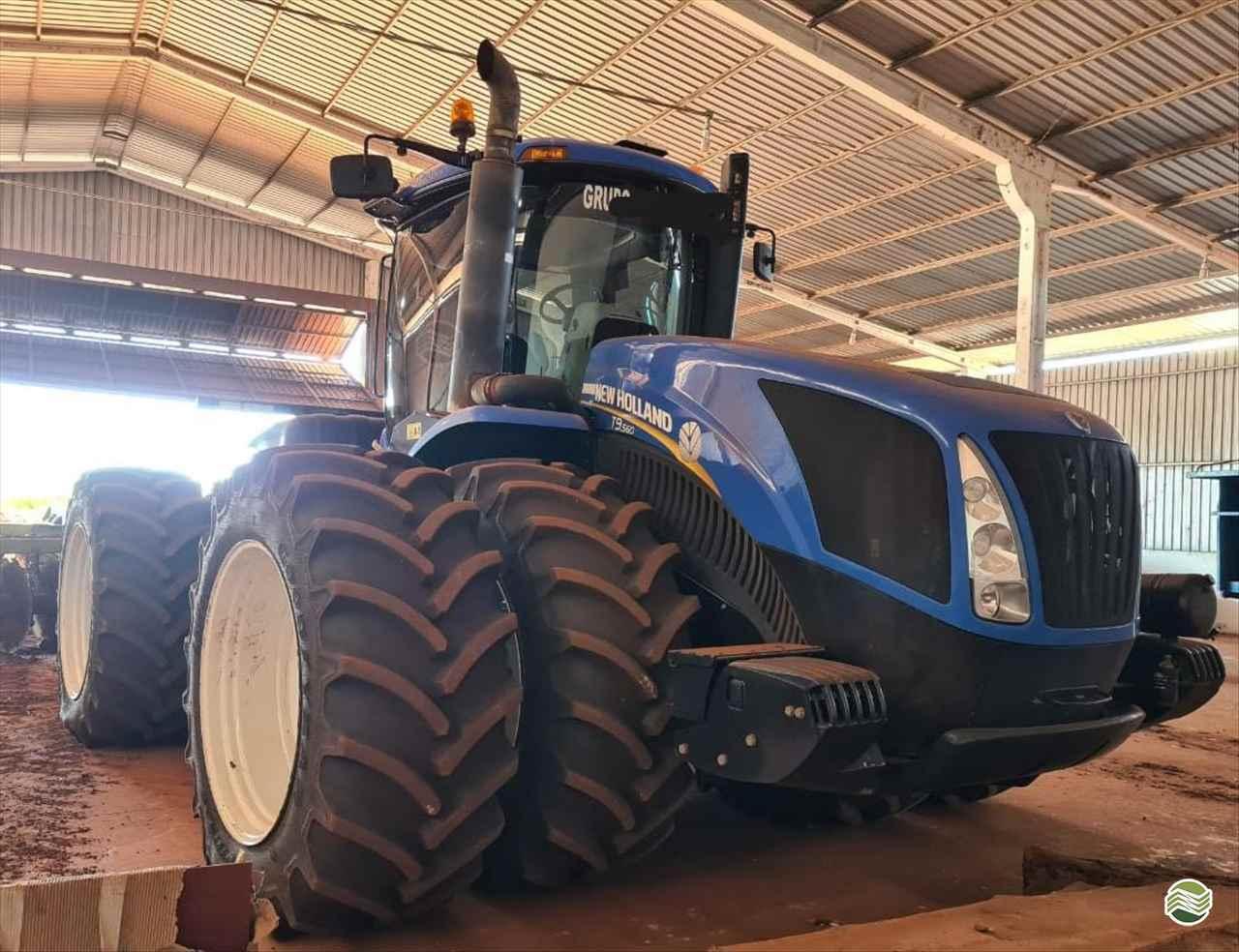 TRATOR NEW HOLLAND NEW T9 560 Tração 4x4 Ademar Heep Máquinas MARACAJU MATO GROSSO DO SUL MS