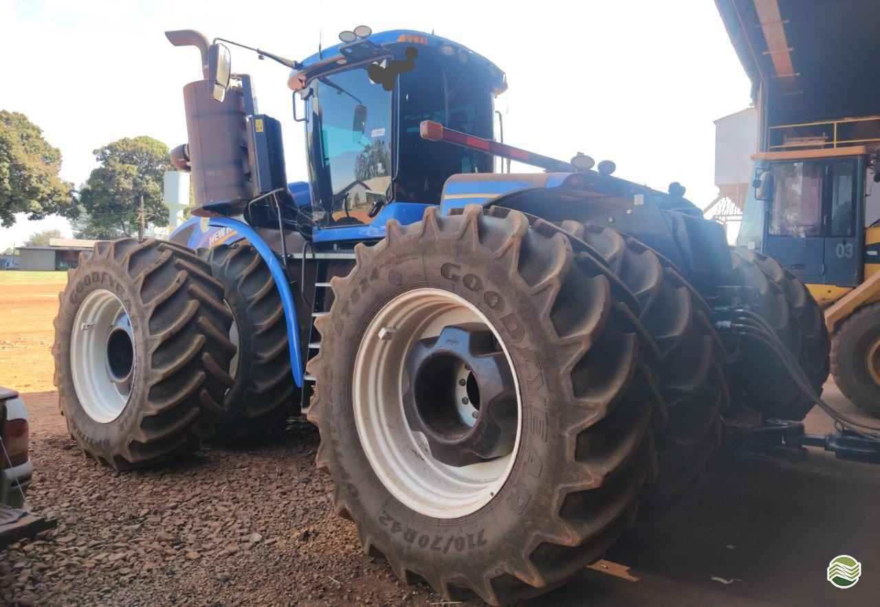 TRATOR NEW HOLLAND NEW T9 480 Tração 4x4 Ademar Heep Máquinas MARACAJU MATO GROSSO DO SUL MS